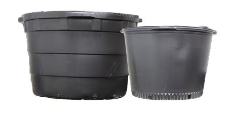 BLOW MOLDED NURSERY POT - 300 GALLON