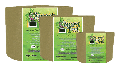 Smart Pot Tan 200 Gallon (20/Cs)