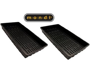 "MONDI PROPOGATION TRAYS 10"" x 20"" - W/ HOLES (50/CASE)"
