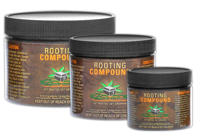 EZ-CLONE� ROOTING COMPOUND - 1 OZ (24/CASE)