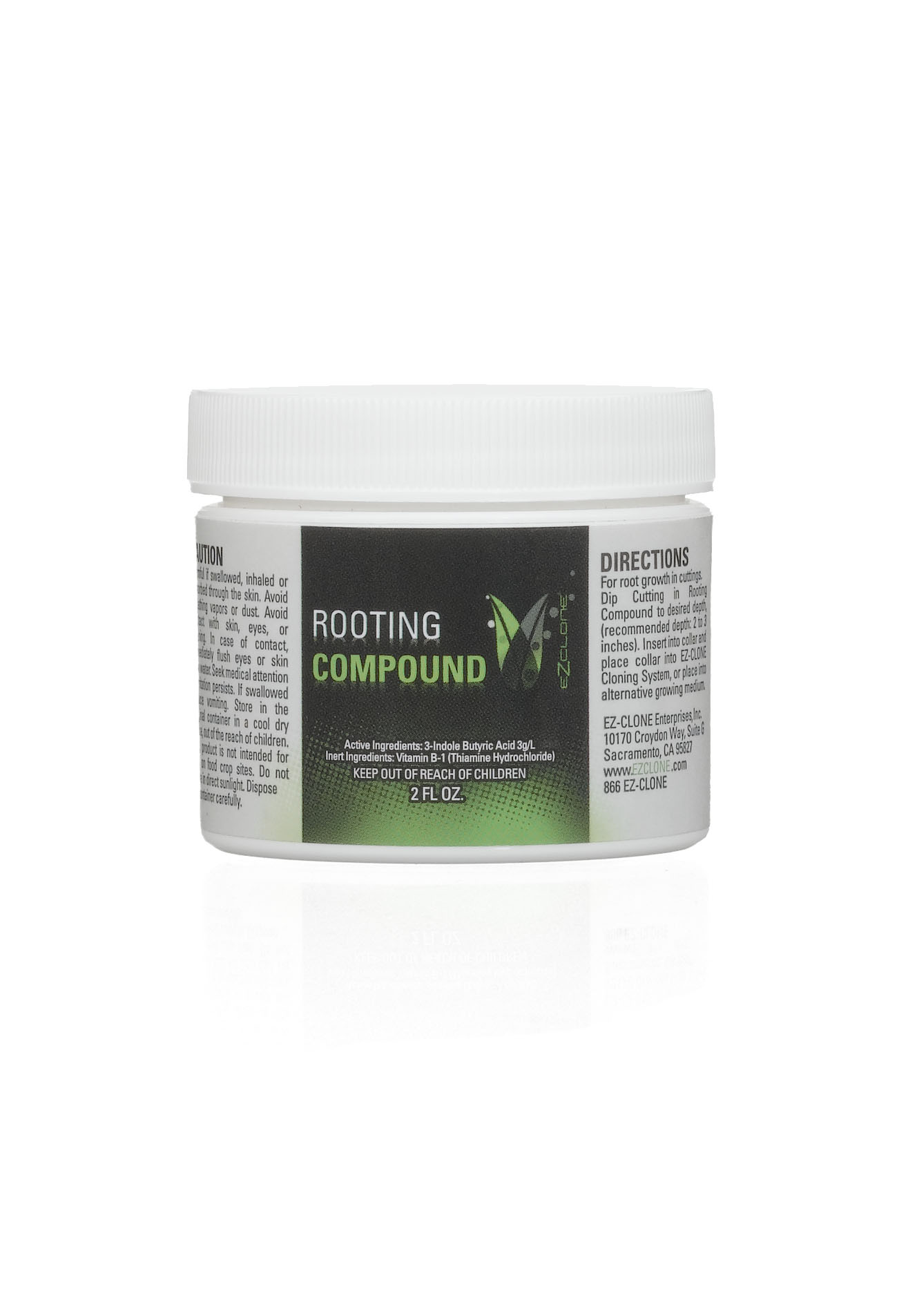 EZ-CLONE™ ROOTING COMPOUND - 2 OZ (24/CASE)