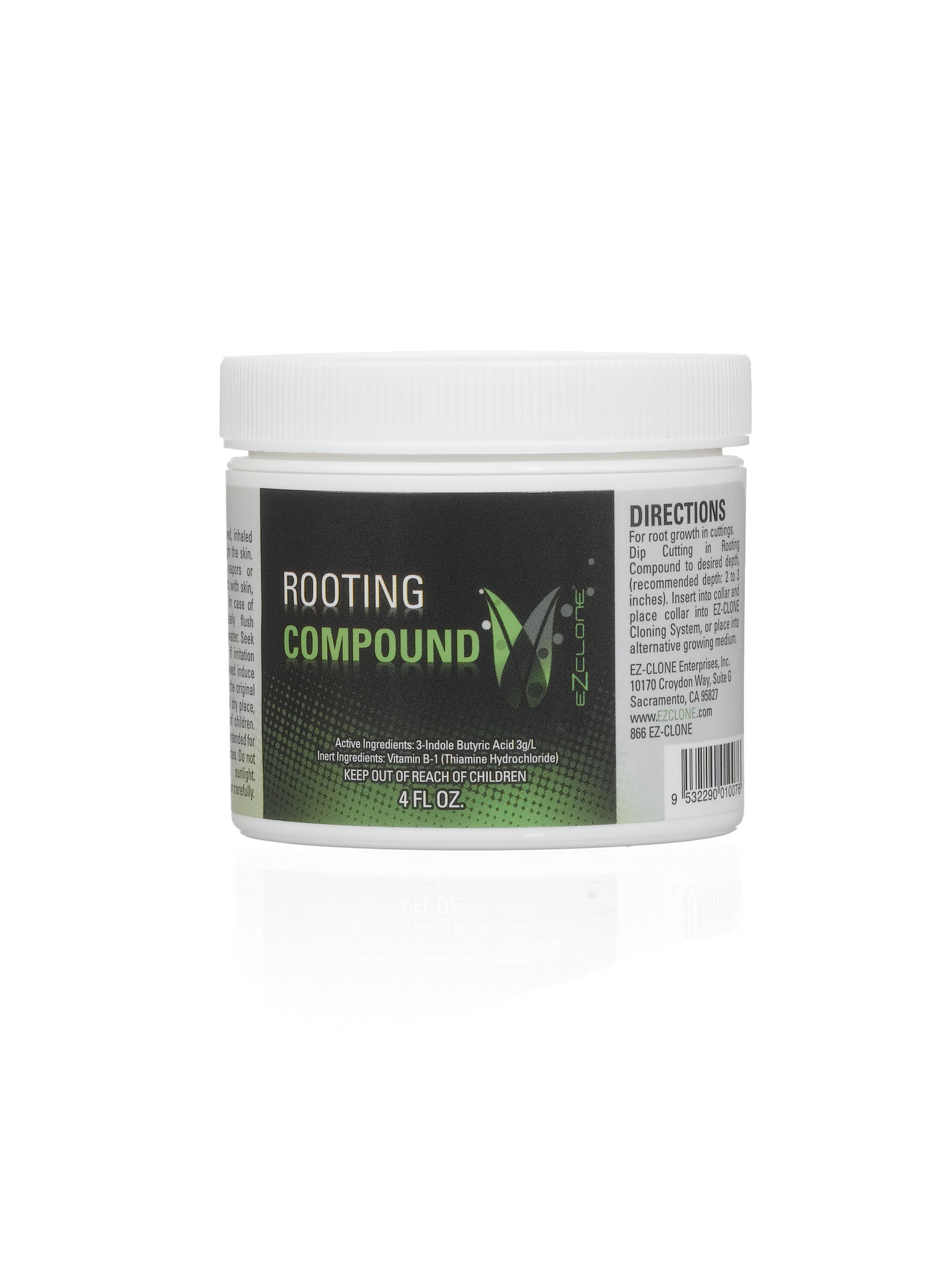 EZ-CLONE™ ROOTING COMPOUND - 4 OZ (12/CASE)