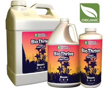 BIOTHRIVE BLOOM GALLON (4/CASE)