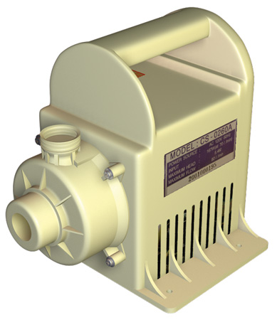 TNC 1/4 HP PUMP 1250 GPH
