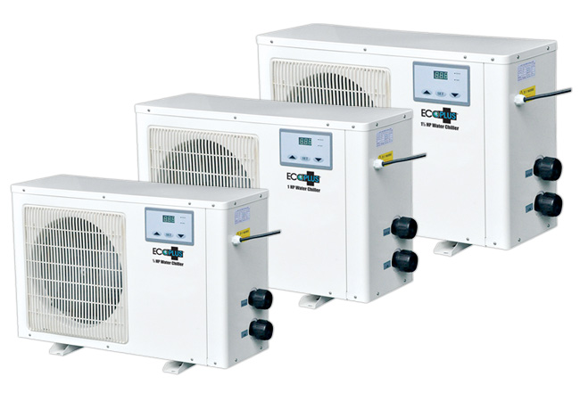 ECOPLUS 1 1/2 HP COMMERCIAL GRADE CHILLER