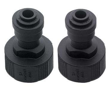 "3/8"" QC TO GARDEN HOSE CONNECTOR"