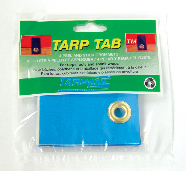 TARP TABS 4/PER PACKAGE (12/CASE)