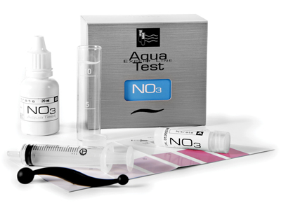 AQUA TEST NO3 NITRATE TEST KIT 12/CS