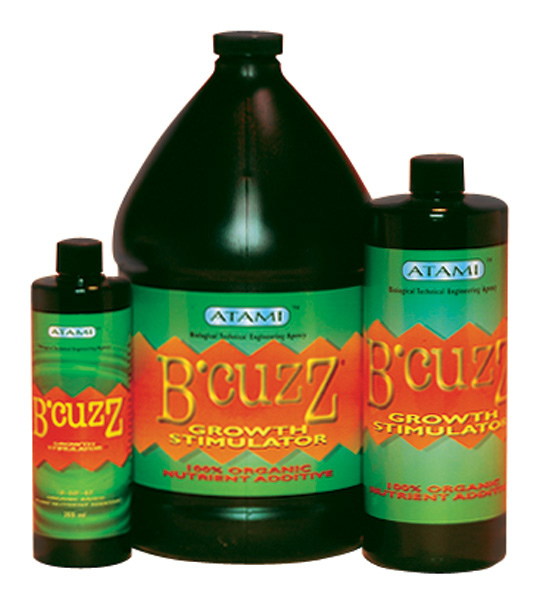 B'CUZZ® GROW 1.0-0-0.7 - 12 OZ (12/CASE)