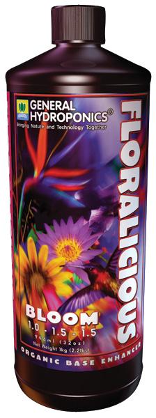 GHBB� FLORALICIOUS BLOOM QUART (12/CASE)