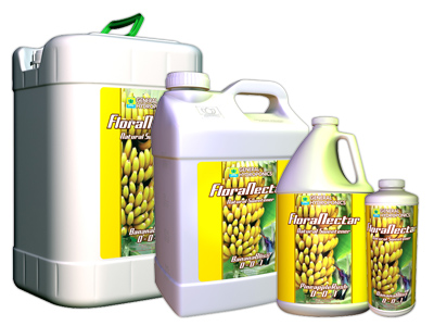 GH FLORA NECTAR BANANA BLISS Quart