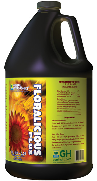 FLORALICIOUS PLUS GAL. (4/CASE)
