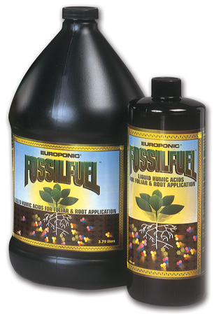 HD EUROPONIC® FOSSIL FUEL™ 2.5 GALLON  (2/CASE) - NOT STOCKED IN ALL LOCATIONS