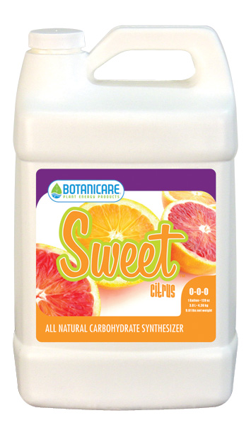 BOTANICARE® SWEET™ - CITRUS - 2.5 GALLON