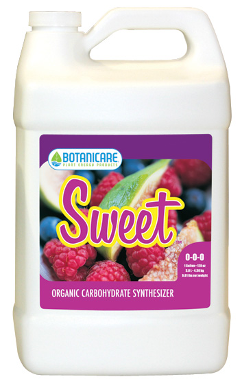BOTANICARE� SWEET� BERRY GALLON (4/CASE)