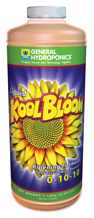 GHBB� LIQUID KOOLBLOOM� QT 12/CASE