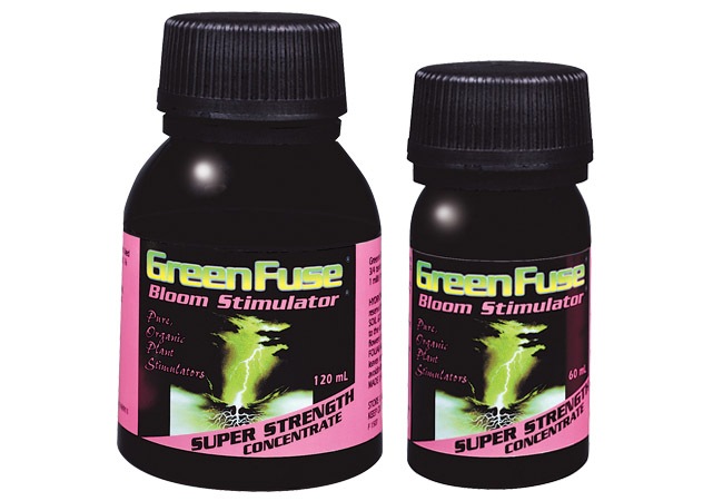 GREENFUSE BLOOM CONCENTRATE 120ML