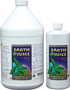 EARTH JUICE� MICROBLAST - QUART(12/CASE)