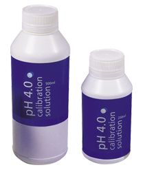 Bluelab pH 4.0 Calibration Solution 250ml (6/Cs)