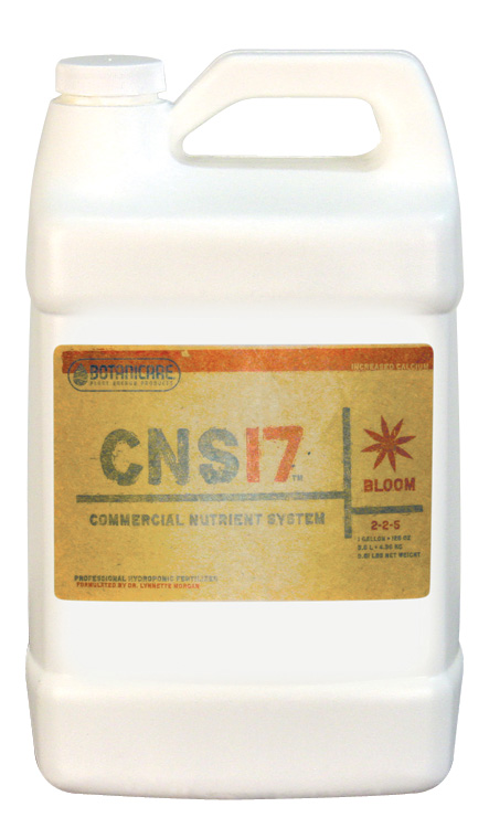 BOTANICARE® CNS17™ BLOOM      5 GALLON