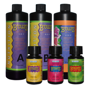 BCuzz Soil Micro Kit w/ Stimulants (8/Cs)