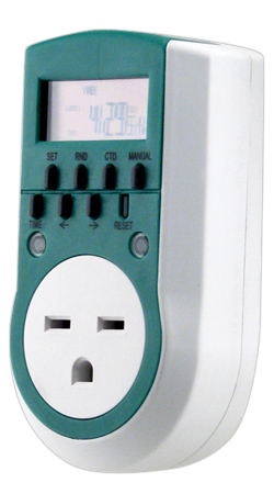 Titan Controls Apollo 11 - 240 Volt Digital Timer (10/Cs)