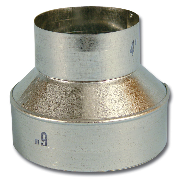 "DUCT REDUCERS 6"" TO 4"""