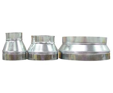 "DUCT REDUCERS 12"" TO 10"""