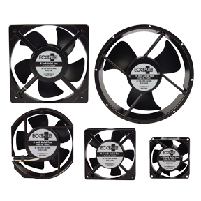 "ECOPLUS®  AXIAL FAN 6"" - .25 AMPS - 28 WATTS - 235 CFM"