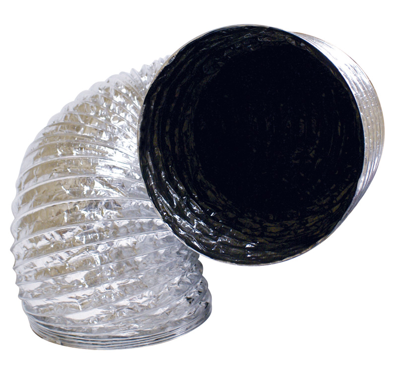 "THERMOFLO 2000 SR DUCTING 4"" X 25' Case of 8"