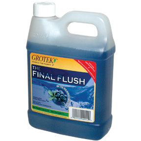 Grotek Final Flush Blue Berry 4 Liter (4/Cs)