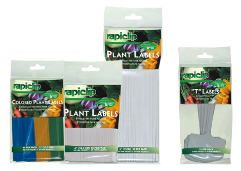 Luster Leaf T Label Plant Markers (12/Cs)