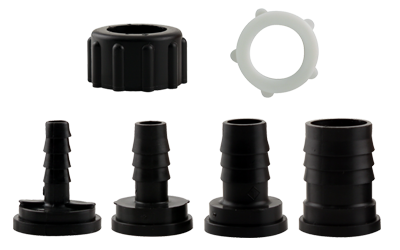 "HydroFlow Garden Hose Adapter Insert 3/4"" (case of 50)"