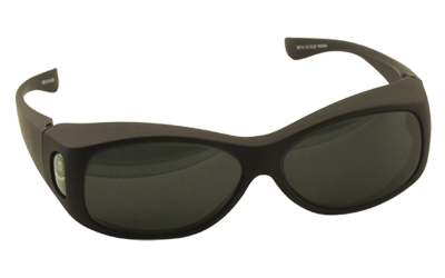 Grow Goggles Dark Green Fit Over (6/CS)