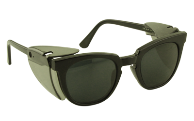 Grow Goggles Dark Green IQ with Side Shields (6/CS)