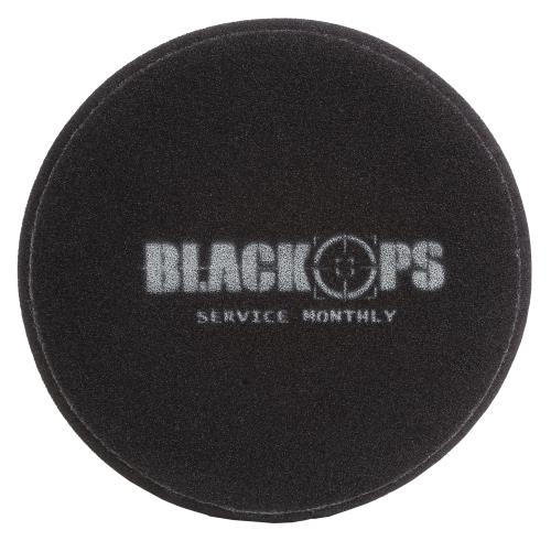 Black Ops HEPA Foam Intake Filter 6 in (6/Cs)