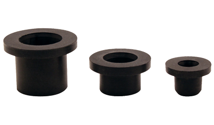HydroFlow Top Hat Grommet 1/2in (10/Bag)