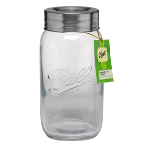 Ball Jars Decorative 1 Gallon Commeremorative Jar (Case of 4)