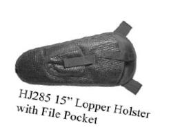 HEAVY DUTY VINE LOPPER HOLSTER TO WEAR ON BELT - HJ285 NEW   PA
