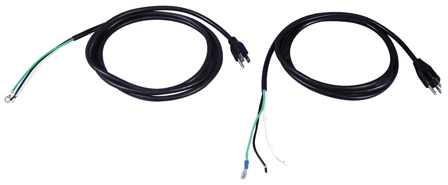 120V 8 FT  POWER CORD