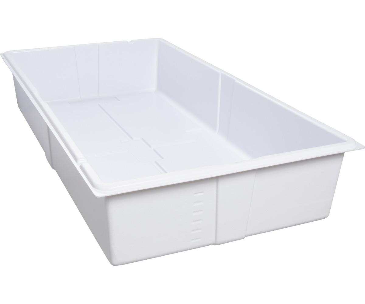 HydroFarm Active Aqua Premium Deep Flood Table White 2