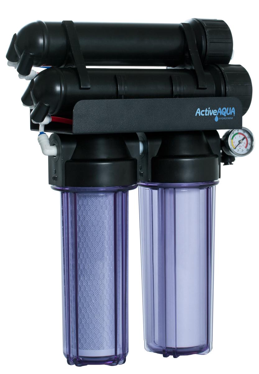 Hydrofarm 200 Reverse Osmosis System Hf Aaro200 Water