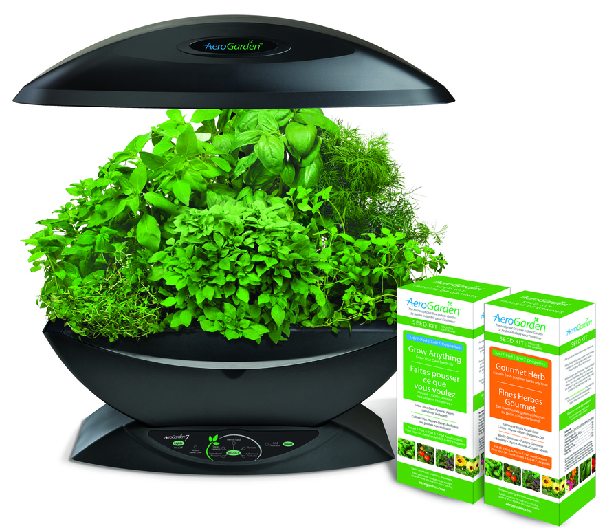 Discounted AeroGarden can be found at several online stores, but you have to know where to look. The normal retail price for one is between $ and $ Dollars.