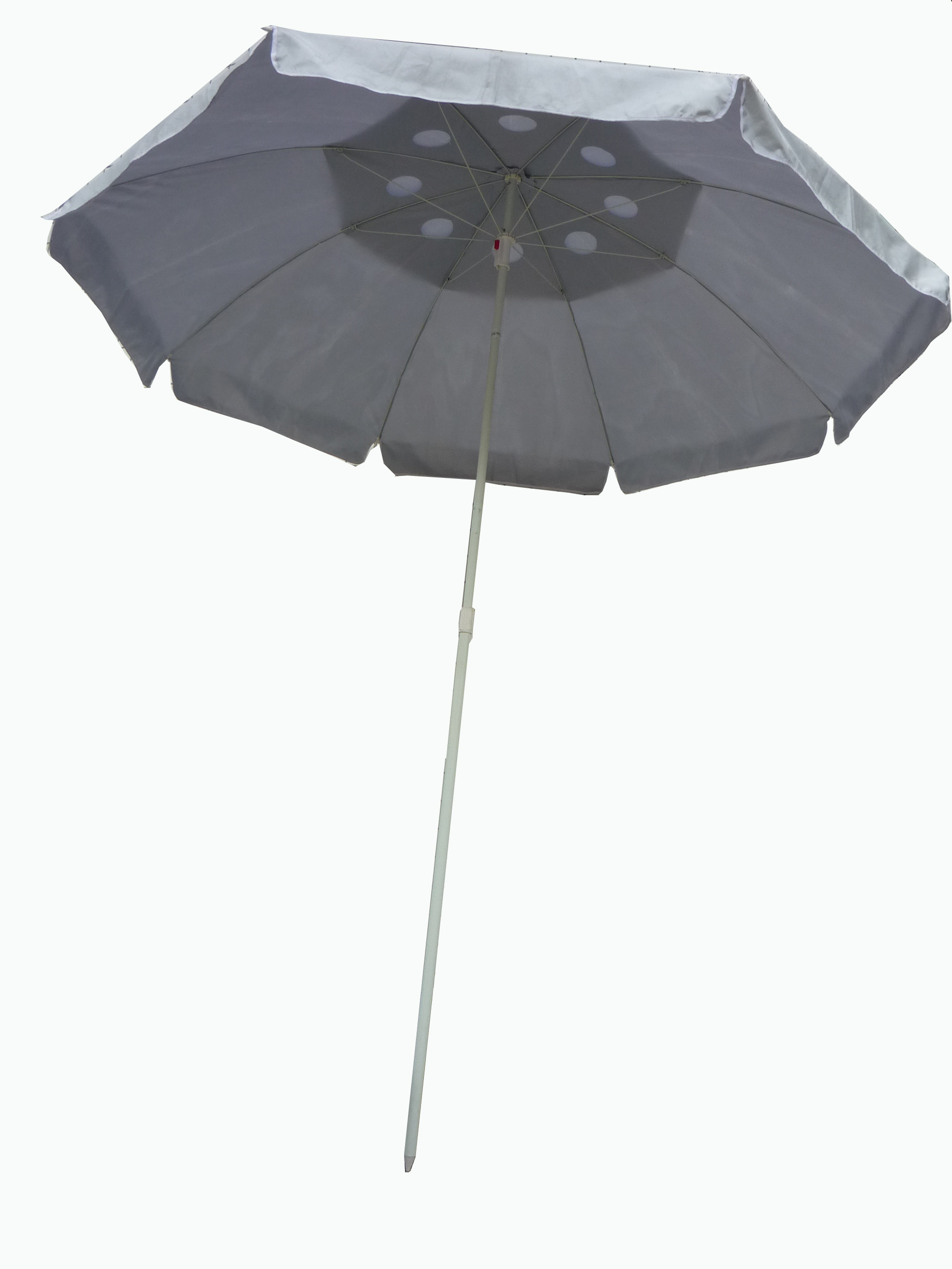 Zenport AGU280 6 foot Field Umbrella (1 inch Pole)