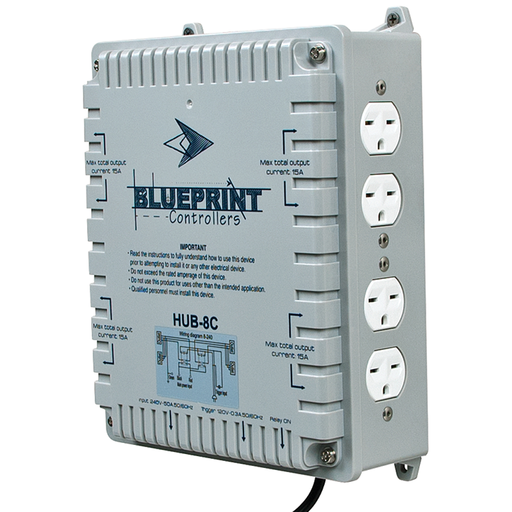 Blueprint controllers hid hub 8 site hub 8c no usps b bhh628 click to enlarge malvernweather Images