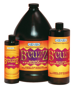 B'CUZZ® ROOT 0-0-0.7 - GALLON (4/CASE)