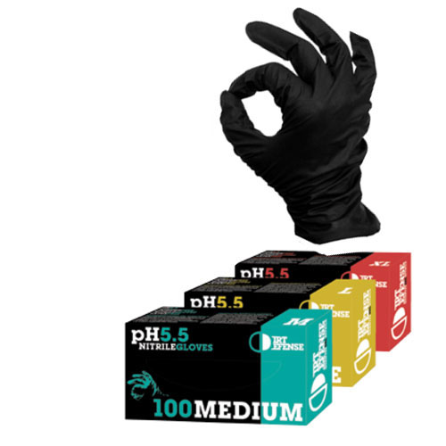 Dirt Defense Nitrile Gloves - XL