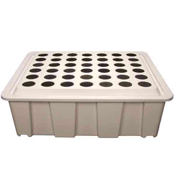 The CyClone DWC Hydroponic System 42-Site Cloning Machine