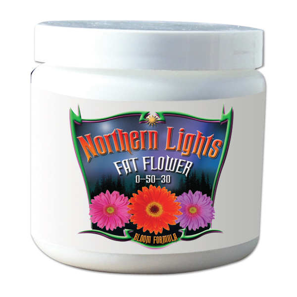 Northern Lights Fat Flower Bloom Supplement 3 lbs