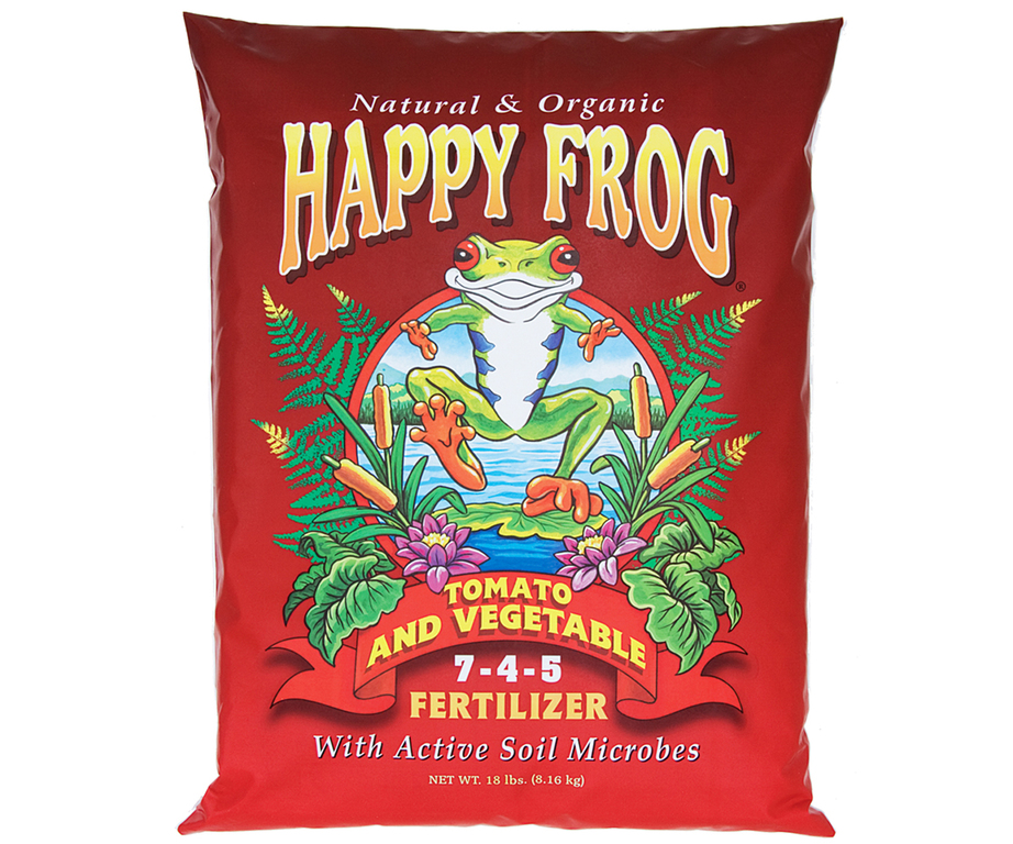 Happy Frog Tomato & Vegetable Fertilizer, 18 lbs.